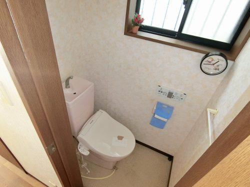 1Fトイレ(内装)