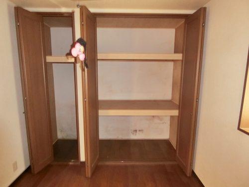 4.5帖洋室収納