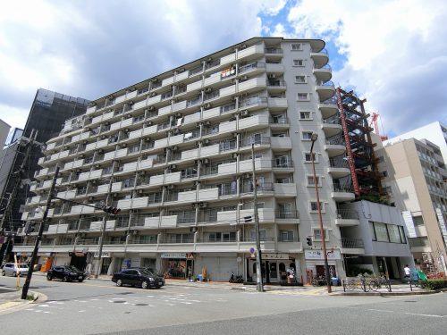 13階建てマンション♪(外観)