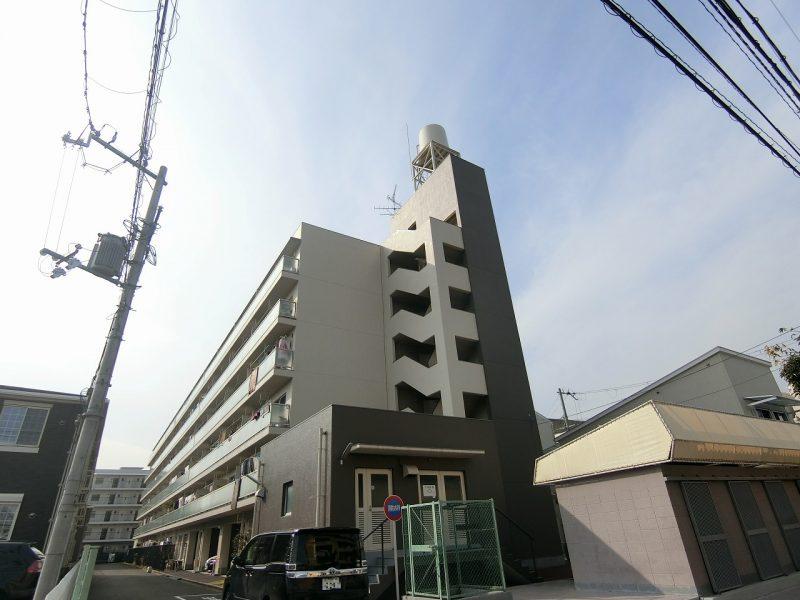 6階建てマンション♪(外観)