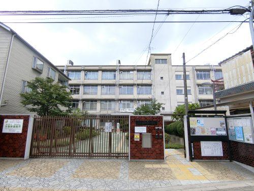 大阪市立大隅東小学校・170m・徒歩2分・小さなお子様の通学に安心です♪(周辺)