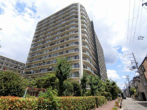 15階建てマンション♪(外観)