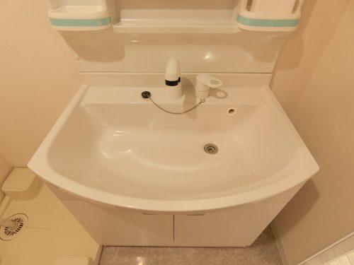 清潔感のある洗面台♪(内装)