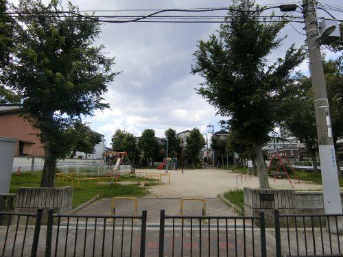 南江口公園・140m・徒歩2分・ちょっとしたお散歩に♪(周辺)