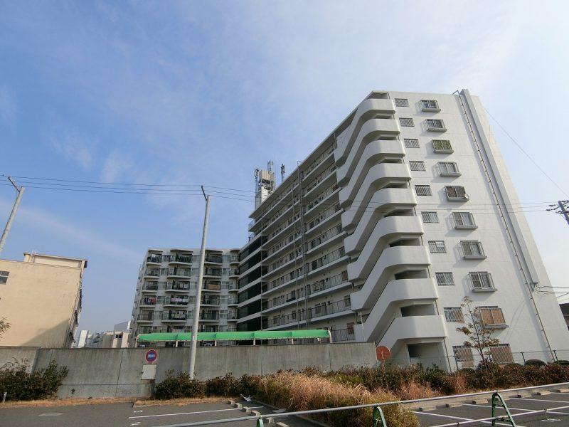 10階建てマンション♪(外観)
